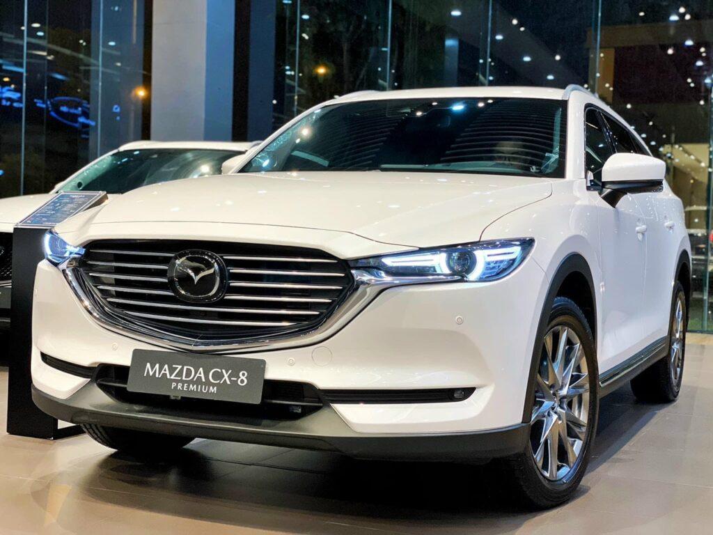 Giá xe Mazda CX8 2021 bao nhiêu - Đánh giá xe Mazda CX8 2021